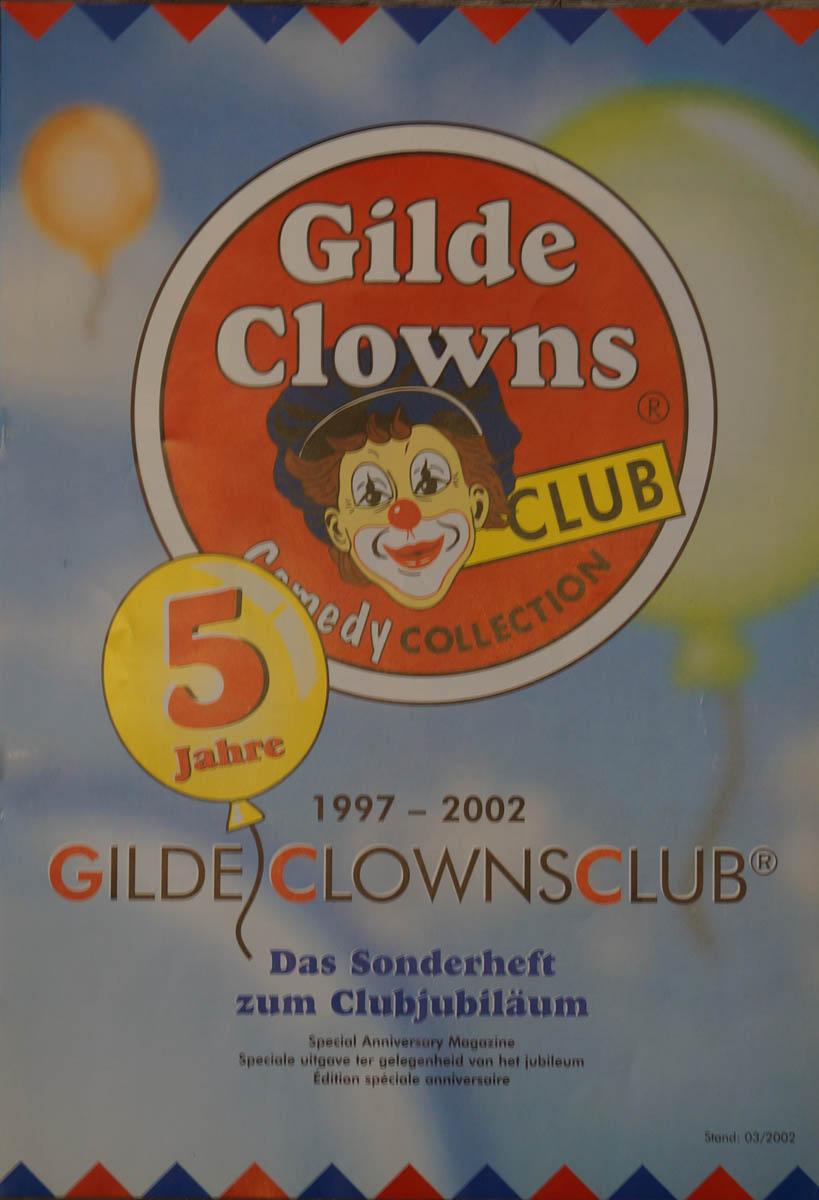 Gilde Clowns Sammlerwert Liste